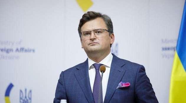 Расширение нормандского формата требует, прежде всего, согласия России, - Кулеба