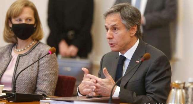 Политолог: Блинкен заявил о рейдерстве в «Нафтогазе», но Зеленский со Шмыгалем считают, что у них все по закону