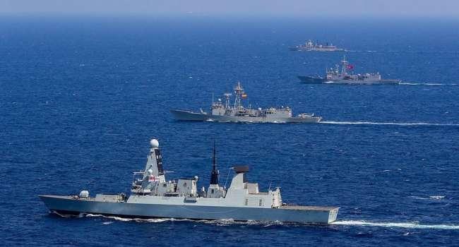 Пророссийские власти в Крыму ответили на сравнение Черного моря с «озером НАТО»