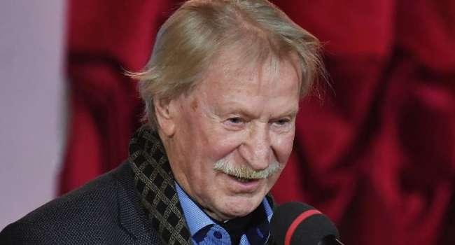 90-летний Иван Краско заявил о женитьбе на молодой подруге