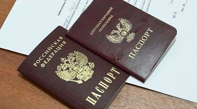 «Это мина замедленного действия»: Касьянов рассказал, как Украина должна поступать с жителями «Л/ДНР» с российскими паспортами