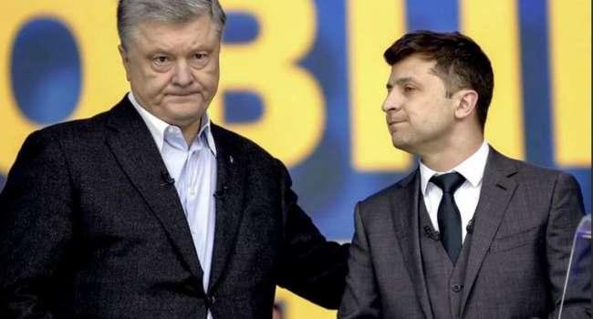 Муратов: «После визита госсекретаря США между Порошенко и Зеленским начнется реальная борьба за власть»