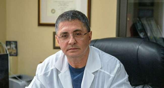 «Встречается только у мужчин»: доктор Мясников рассказал о неожиданном симптоме рака