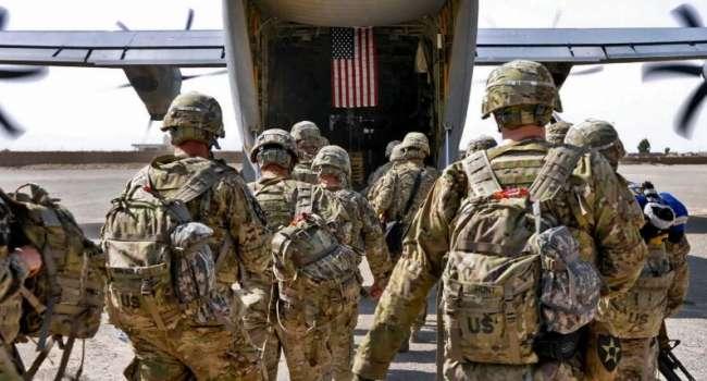 Страны Европы призвали США замедлить вывод войск из Афганистана