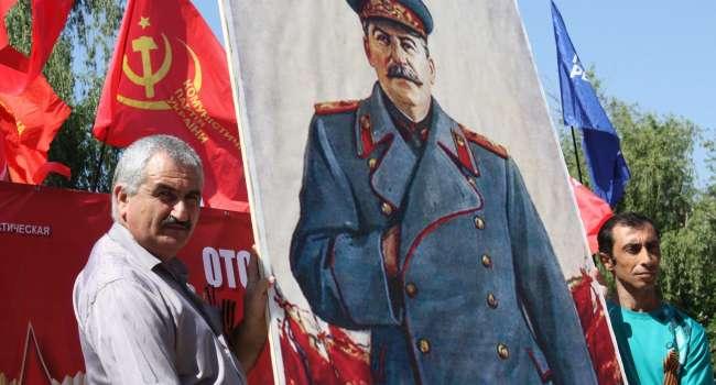Историк: Украина появилась только потому что СССР-победитель сдох. Это правда, и она единственная