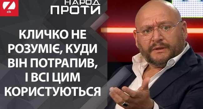 Сазонов: Виталий Кличко и Михаил Добкин решили объединиться