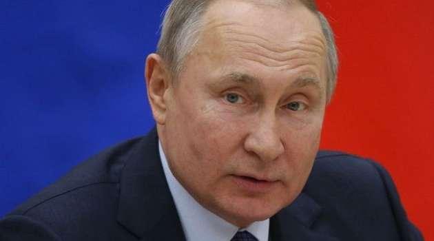Путин на Красной площади принялся угрожать странам, которые  «вынашивают агрессивные планы»