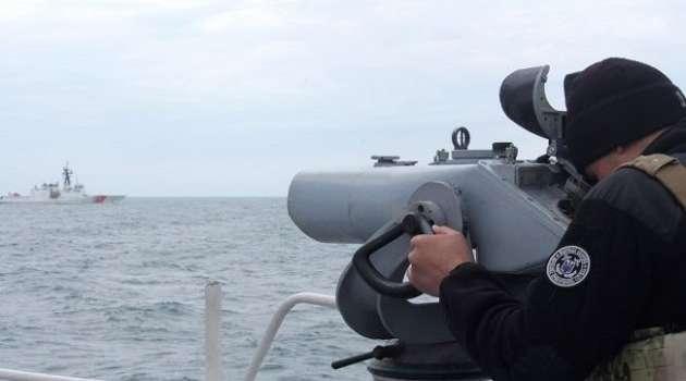 Корабли РФ препятствовали проведению американо-украинских учений в Черном море