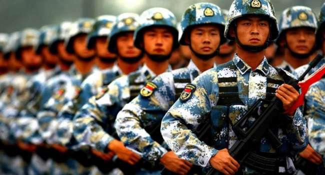 Сазонов: Народная армия Китая за считанные дни приблизиться к китайско-украинской границе