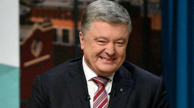 «Приложить все усилия для участия в НАТО»: Порошенко обратился к Зеленскому