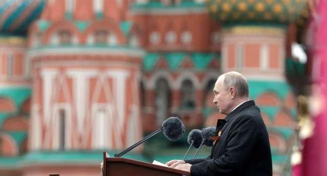 Палий: советского народа, о котором сегодня вспомнил Путин, в годы Второй Мировой точно не было, даже Сталин это признавал