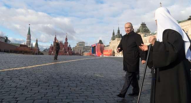 Выступление Путина на Красной площади в Москве: что сказал президент России?