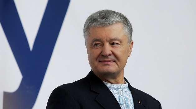 Порошенко просил главу Госдепа организовать встречу Байдена с Зеленским раньше, чем с Путиным