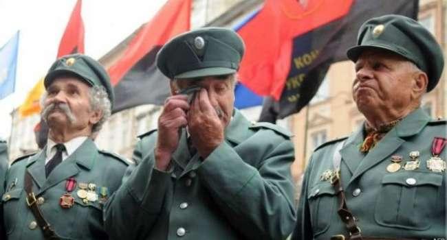 Историк: воины УПА, так же воевали с немцами, как и с «советами» во имя соборной Украины