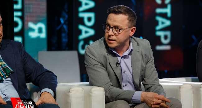 Остап Дроздов: вся ценность 9 мая – выявить количество носителей «русского мира» в публичном пространстве