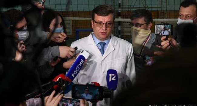 В России нашли пропавшего экс-главврача больницы, где лежал Алексей Навальный