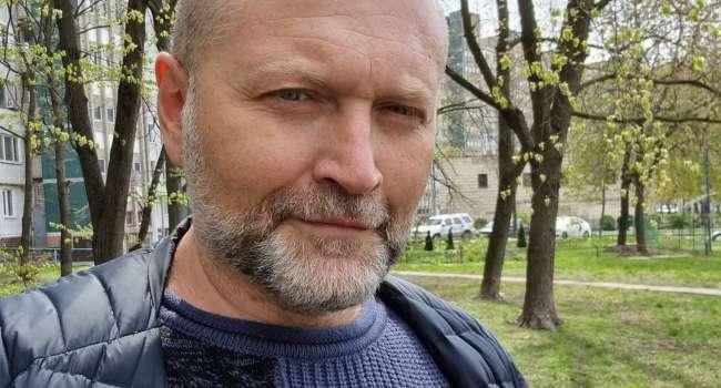 Береза: сначала меня называли ахметовским, теперь у ОП новая версия – я работаю на Порошенко
