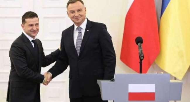 Дуда: вопрос Украины будут обсуждать во время саммитов «Бухарестской девятки» и НАТО