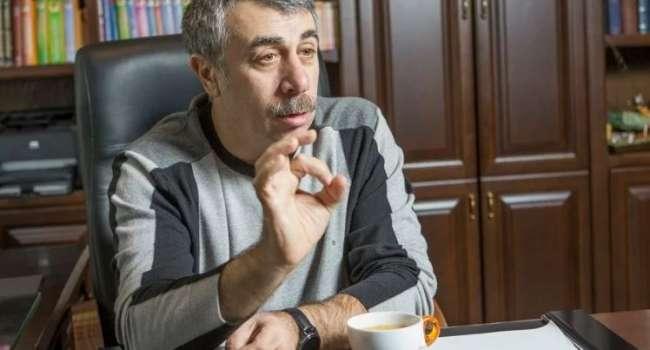 «В силу своей дешевизны остаётся очень популярным»: Комаровский рассказал о смертельной опасности одного препарата