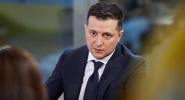 Политолог: если Зеленский продолжит в таком же темпе, то следующее президентство у него в кармане