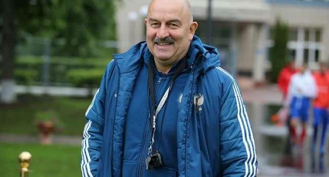 «Мы не фавориты»: Черчесов назвал главную цель сборной России на Евро-2020