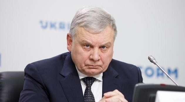 Таран назвал сроки восстановления способностей ВМС Украины