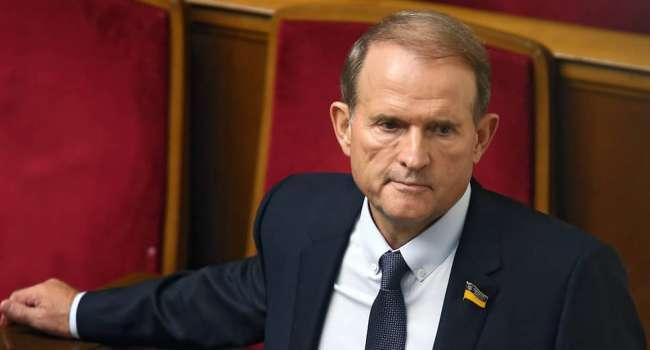 «Задержать и избрать меру пресечения без залога»: Медведчук явился в Генеральную прокуратуру