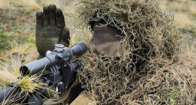 Российский снайпер убил героя Украины на Донбассе