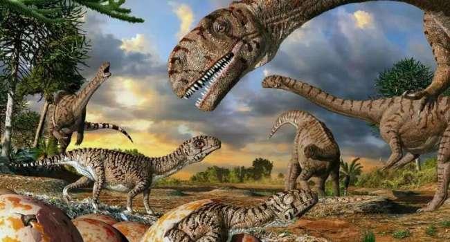 Росли как растения: исследователи заявили о новом виде динозавров