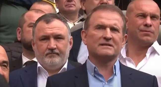Политолог: вместо тюремной камеры Медведчук и вся «ОПЗЖшная» рать получили пиар на всех возможных площадках