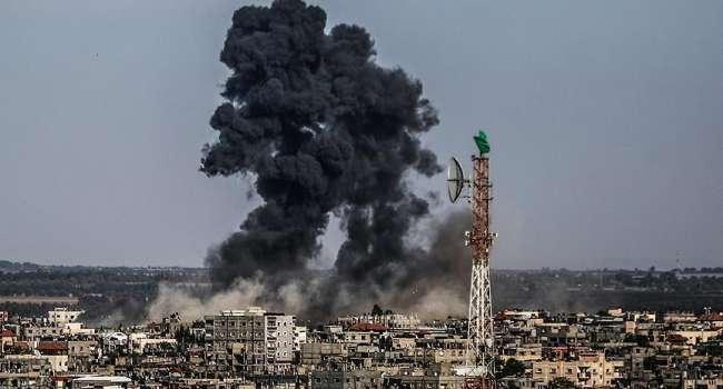 «Несовершеннолетние дети»: Сектор Газа озвучил летальные потери в результате бомбардировок ВВС Израиля