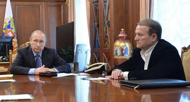 «Нормализация отношений России и Украины»: Песков рассказал об отношении Путина к Медведчуку, но подчеркнул, что Москва не будет вмешиваться в это дело
