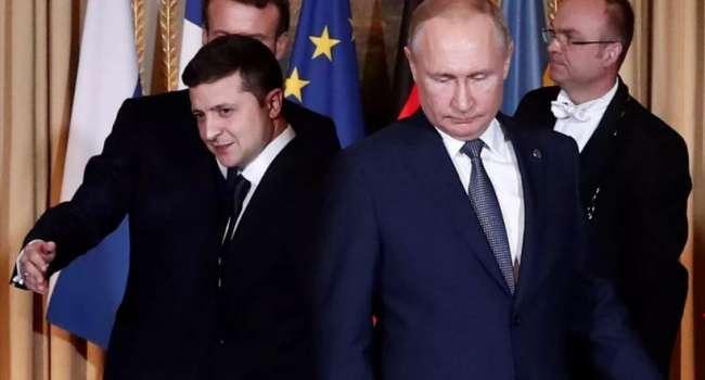 «После решения по Медведчуку»: украинский политолог заявил, что Зеленскому пора забыть о встрече с Путиным