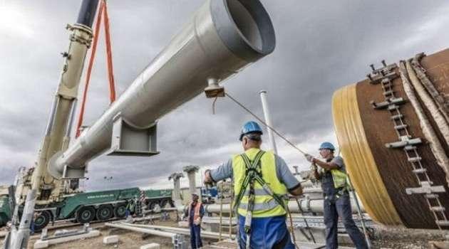 Немецкие экологи выступили против строительства «Северного потока – 2»