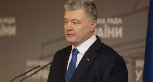 Горбач: что ни говорите, а без Петра Порошенко нынешний состав парламента был бы вообще без политиков или государственных деятелей