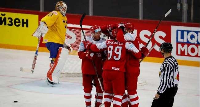 Сборная Дании сенсационно обыграла Швецию на Чемпионате мира
