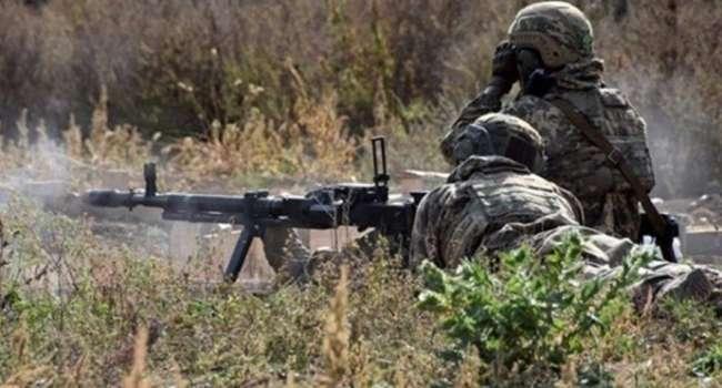 Наемники России продолжают атаковать позиции ВСУ на Донбассе – сводка пресс-центра ООС