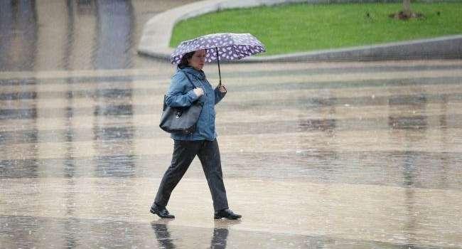 Погода в Украине: дожди уйдут из ряда регионов