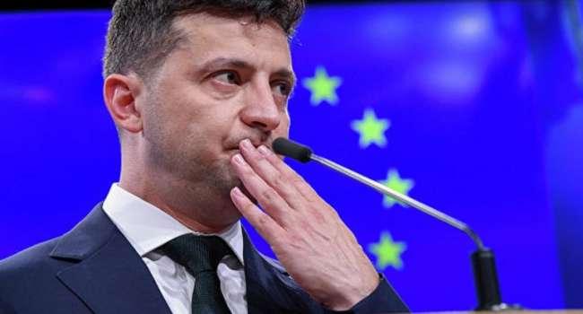 Экс-министр инфраструктуры подал заявление в НАБУ на Зеленского