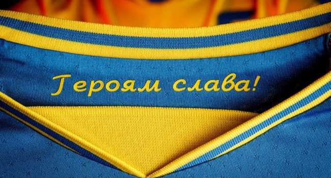 Ветеран АТО: запрет лозунга «Героям Слава!» на футболках игроков – это не мелочь, а следствие политики «какая разница»