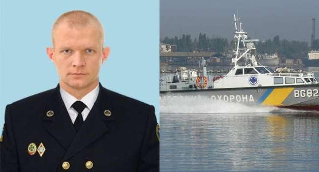 В Одессе пропал первый замкомандира – руководитель штаба Одесского отряда морской