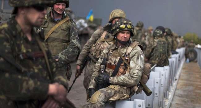 Ветеран АТО: если посмотреть на жизнь глазами солдата, то все выглядит иначе. Это на гражданке есть слова «не могу», а там на войне тебя не поймут, услышав подобное