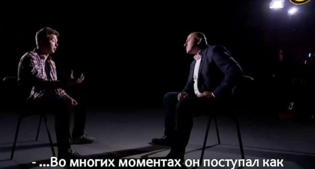 Политолог: сценарий «раскаяния» Протасевича Лукашенко писал сам