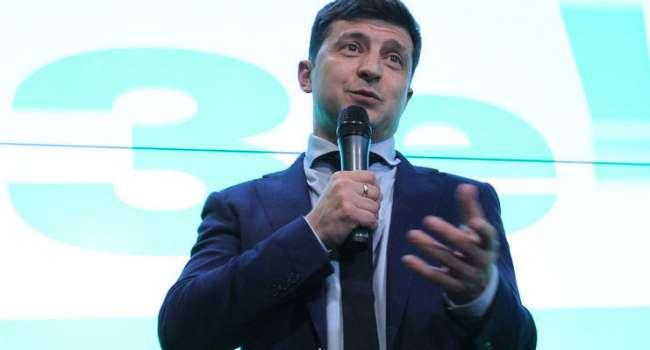 Тележурналист: люди, которые голосовали за Зеленского, воспринимают любую критику в его адрес, как личное оскорбление
