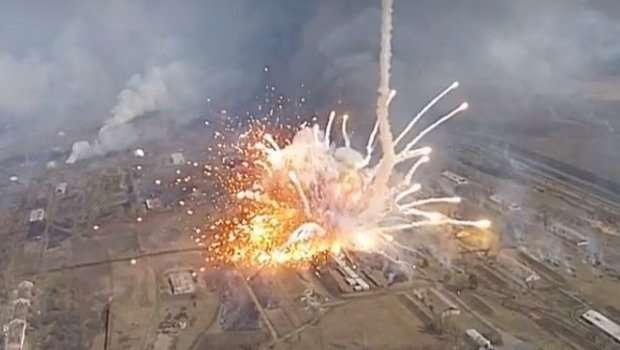 В зоне ООС на неизвестном устройстве подорвался украинский военный – сводка штаба ООС