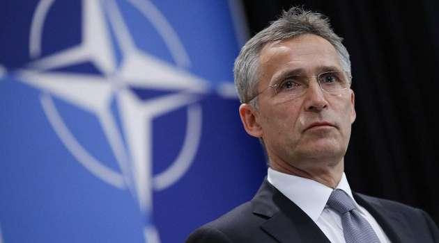 НАТО не перестает верить в диалог с Россией, - Столтенберг