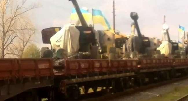 «Сотни танков и артиллерия ВСУ. Началась паника!»: Украина активно перебрасывает к границам с Крымом вооружение и войска - росСМИ