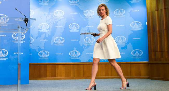 Захарова мгновенно отреагировала на слова генсека НАТО Столтенберга в сторону Путина и Лукашенко