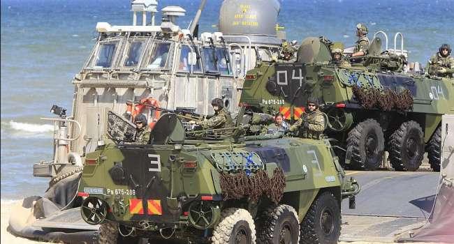 «Страх Путина»: Сегодня стартовали масштабные военные учения НАТО в Балтийском море