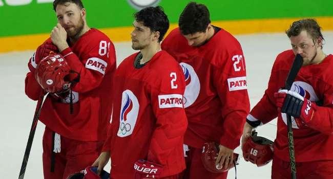 После провала на Чемпионате мира сборная России оказалась на третьем месте в рейтинге МФХ